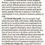 """Articolo de """"La Gazzetta del Mezzogiorno"""""""