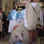 """PHOTOGALLERY DEL 23 APRILE 2012. LA FESTA DETTA """"MINORE"""" IN ONORE DI MARIA SS. DI SOVERETO"""