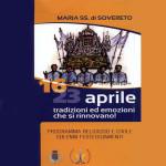 PROGRAMMA 16 – 23 APRILE 2013