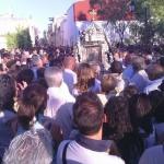 Sabato 3 agosto 2013 Maria SS di Sovereto torna nella Concattedrale, abbiamo inserito una foto in cui ci sei tu.