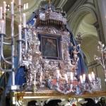 20 APRILE 2014. Alcune foto dei fedeli in occasione dell'esposizione della sacra icona.