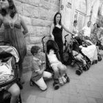 Festamaggiore in B/N e COLORS di Michelangelo Matacchione