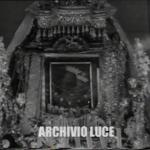 L'icona bizantina di Maria SS di Sovereto nel Cinegiornale Luce