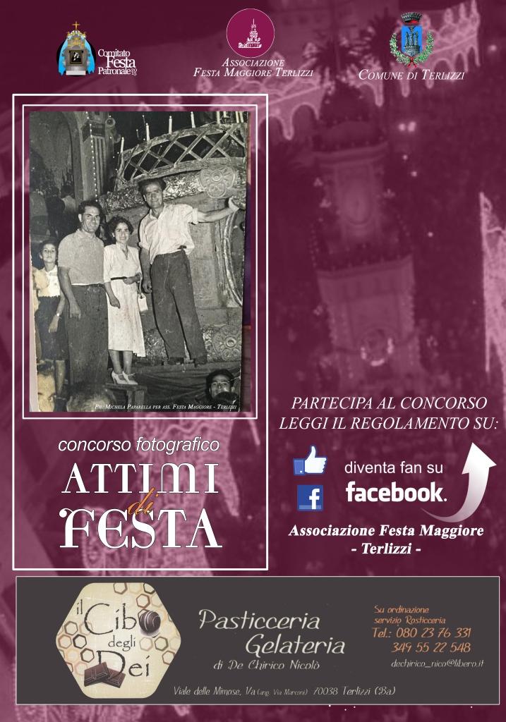 Associazione Festa Maggiore Terlizzi Locandine Attimi Di Festa