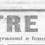 Festa patronale del 1909 dal Corriere delle Puglie
