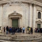 16 aprile 2017 ore 14.00 al rintocco delle campane della Concattedrale.